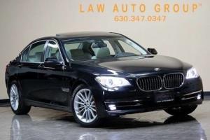 2013 BMW 7-Series 4DR SEDAN