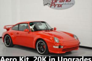 1996 Porsche 911 Carrera Coupe 2D