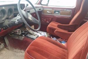 1976 Chevrolet C/K Pickup 2500