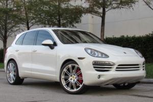 2012 Porsche Cayenne AWD 4dr S