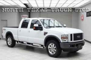 2008 Ford F-250 FX4 6.4L Leather Sunroof 1 TEXAS OWNER