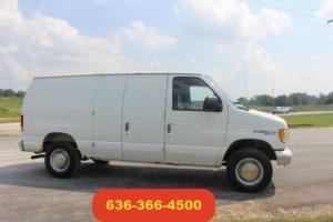 1998 Ford E-Series Van Commercial