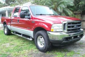 2003 Ford F-250 LARIAT Photo