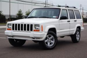 2000 Jeep Cherokee 4dr Sport