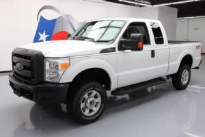 2015 Ford F-250 XL SUPERCAB 4X4 6PASS TOW ALLOYS