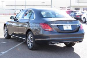 2016 Mercedes-Benz C-Class 4dr Sedan C300 4MATIC