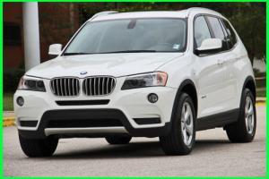 2011 BMW X3 Photo