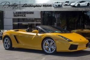 2007 Lamborghini Gallardo