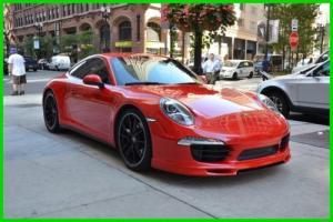 2013 Porsche 911 Carrera 4S manual clean rudy@7734073227