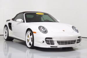 2008 Porsche 911 2dr Cabriolet Turbo
