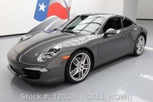 2012 Porsche 911 CARRERA S SPORT CHRONO SUNROOF NAV