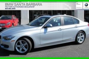 2015 BMW 3-Series i Certified