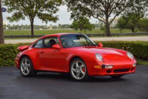 1997 Porsche 911 2dr Carrera Turbo Coupe
