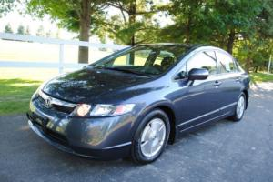 2008 Honda Civic 4dr Sedan
