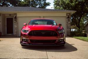 2016 Ford Mustang Hennessey 25th Anniversary Edition