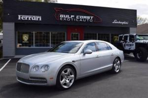 2014 Bentley Flying Spur Base AWD 4dr Sedan