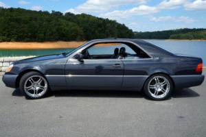 1995 Mercedes-Benz 600-Series S600