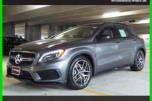 2015 Mercedes-Benz GLA-Class GLA45 AMG 4MATIC Certified