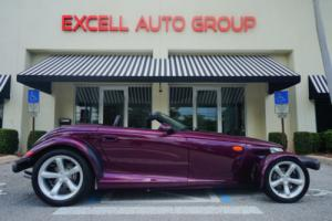 1997 Plymouth Prowler 2dr Roadster