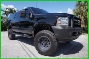 2002 Ford Excursion 7.3L Diesel 4x4 LIMITED