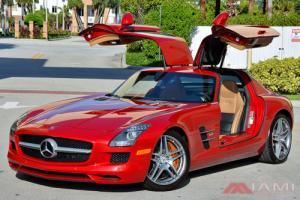 2012 Mercedes-Benz SLS AMG Coupe! Ceramic Brakes! Rare!