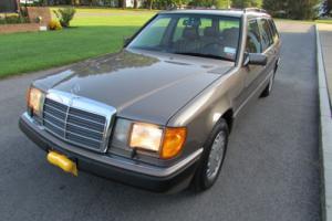 1992 Mercedes-Benz 300-Series TE