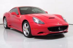 2013 Ferrari California 2dr Convertible