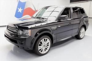 2012 Land Rover Range Rover Sport HSE LUX 4X4 NAV