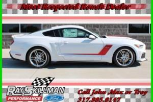 2016 Ford Mustang 2016 ROUSH RS3  Stage 3 Mustang 670HP