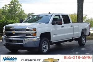 "2016 Chevrolet Silverado 2500 4WD Crew Cab 167.7"" Work Truck"