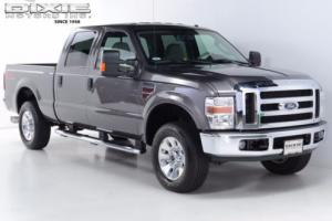 2008 Ford F-250 1 Owner ONLY 14K miles Lariat Power Stroke Diesel