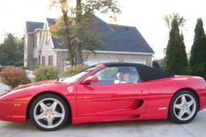 1999 Ferrari 355 Spider F1