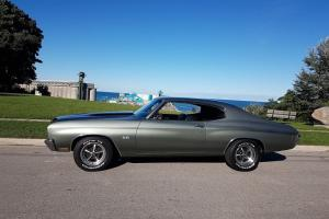 Chevrolet: Chevelle chevrolet chevelle SS 1970 for Sale