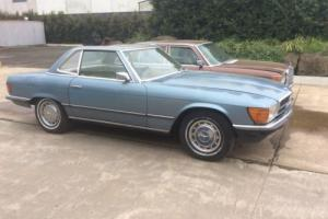Mercedes Benz 350 SL 1972