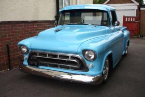 57 chevy pickup