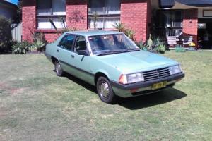 1982 Mitsubishi Sigma in NSW