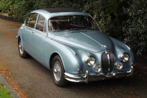 1966 Jaguar MK II 3.4 MOD Photo