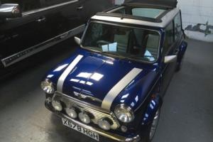 2000 Rover Mini Cooper Sport ** 1 family owned and just 10800 miles since new **