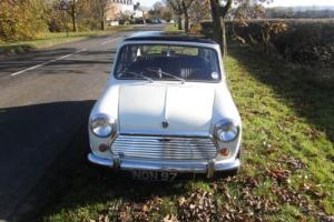 MINI RESTORATION BY PAUL PRESTON **NEW PHOTOS**