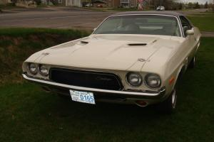 Dodge: Challenger RALLYE CLONE Photo