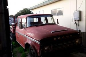 1978 Dodge 300 Truck