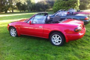 1994 MAZDA MX-5 mk1 RED Low miles