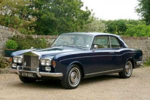 1972 Rolls Royce Corniche FHC Photo