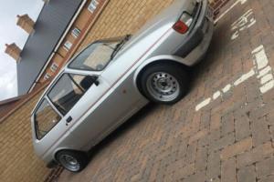 1989 Mk2 Ford Fiesta