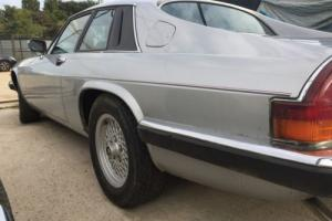 JAGUAR xjs JAGUAR xjs V12 5.3 AUTO HE 78,000 miles coupe ISIS blue leather