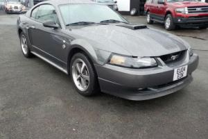 2004 FORD MUSTANG MACH 1 4.6 LITRE QUAD CAM MANUAL 23,000 MILES Photo