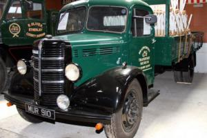 1950 Bedford O Type 4x2 28hp Dropside Lorry