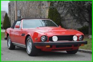 1980 Aston Martin V8 Volante Photo