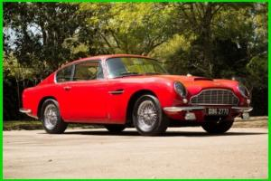 1967 Aston Martin DB6 Photo