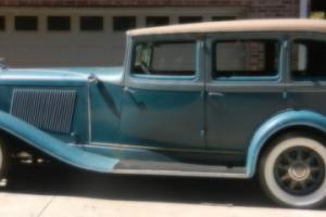 1931 Cord Auburn 898